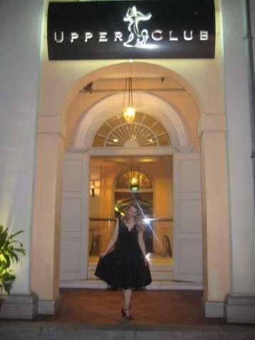 dancing in Singapore