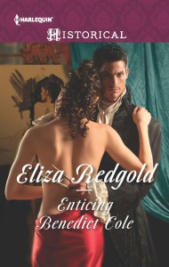 Enticing Benedict Cole cover