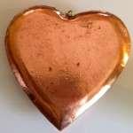 Redgold heart