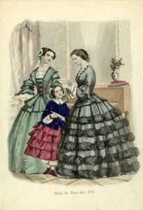 Dresses 1855