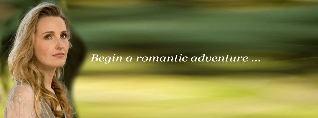 Eliza Redgold - Begin a romantic adventure ...